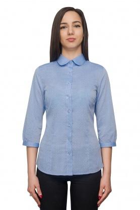 Bluza dama cu guleras rotund