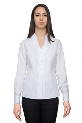 Bluza dama cu maneca lunga uni