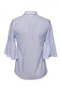 Bluza de dama cu maneca clopot