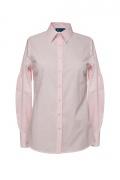 Bluza dama casual culoare roz cu print