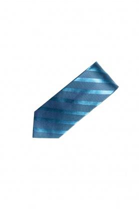 Cravata din matase turcoaz