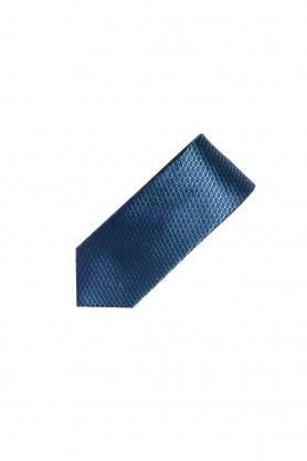 Cravata turcoaz din matase