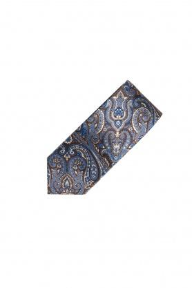 Cravata din matase cu printuri