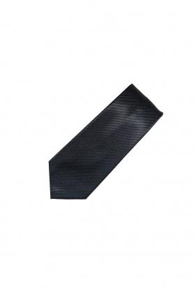 Cravata neagra poliester