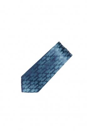 Cravata poliester turcoza