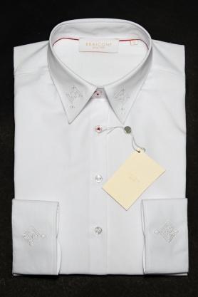 Bluza dama editie limitata culoare alb cu broderie