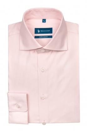 Camasa business roz pentru barbati