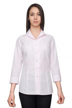 Bluza dama casual culoare roz