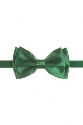 Papion poliester verde