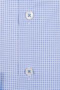 Casual & confortabil - Camasa print, extracambrat, maneca lunga, din bumbac fin