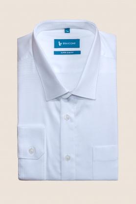 Look business - Camasa office, croiala extracambrata, 100% Bumbac