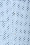 Camasa casual croita cu tipar extracambrat, realizata din tesatura de bumbac